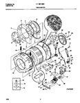 Diagram for 04 - Tub & Motor