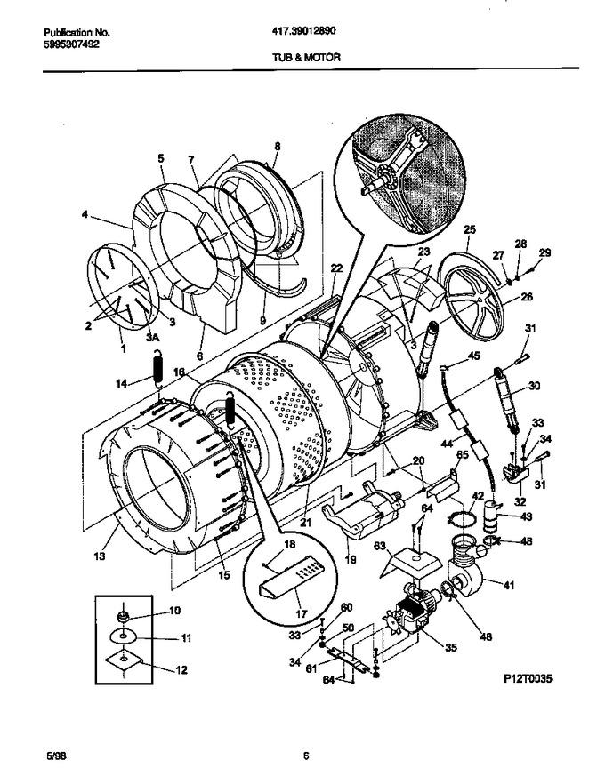 Diagram for 41739012890
