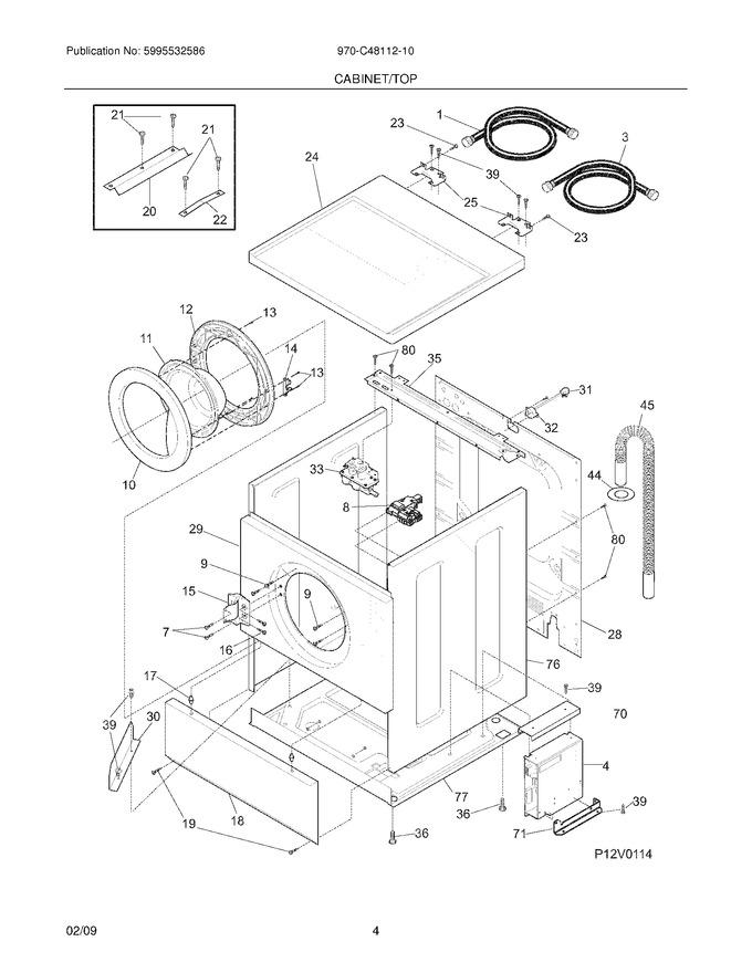 Diagram for 970-C48112-10