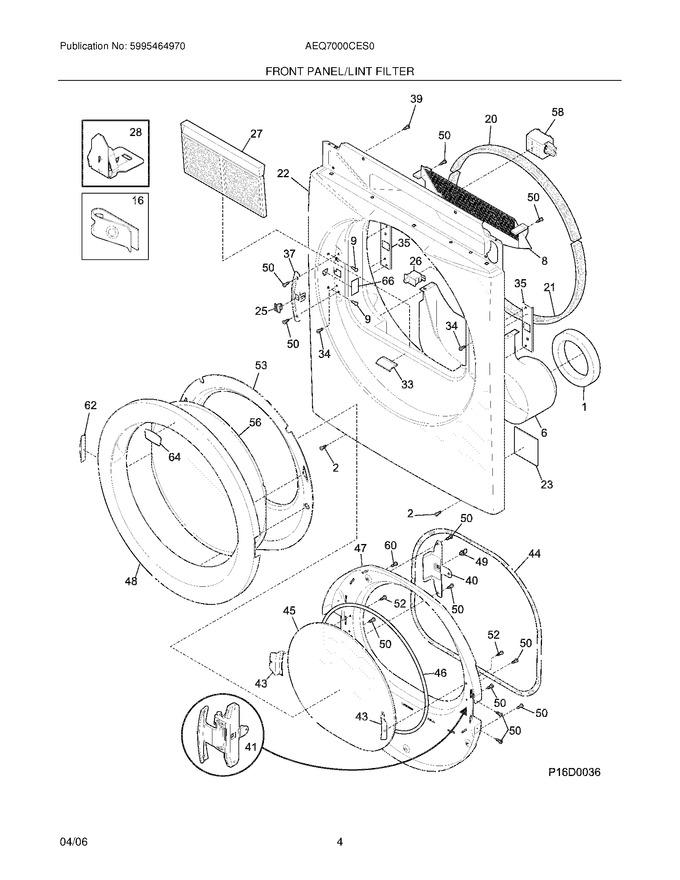 Diagram for AEQ7000CES0