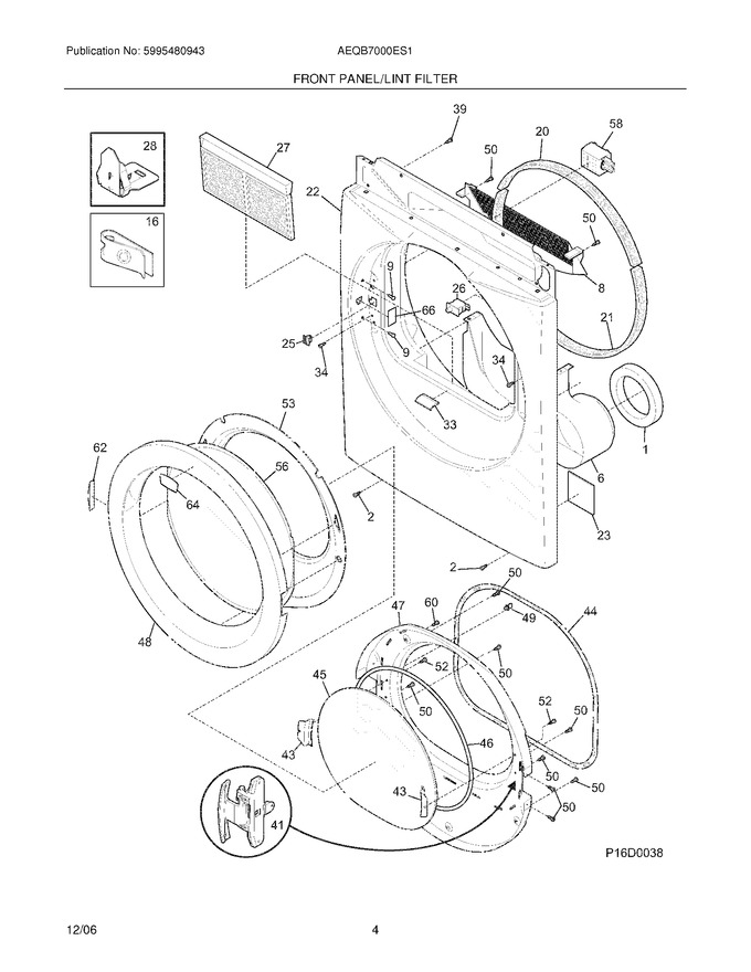Diagram for AEQB7000ES1