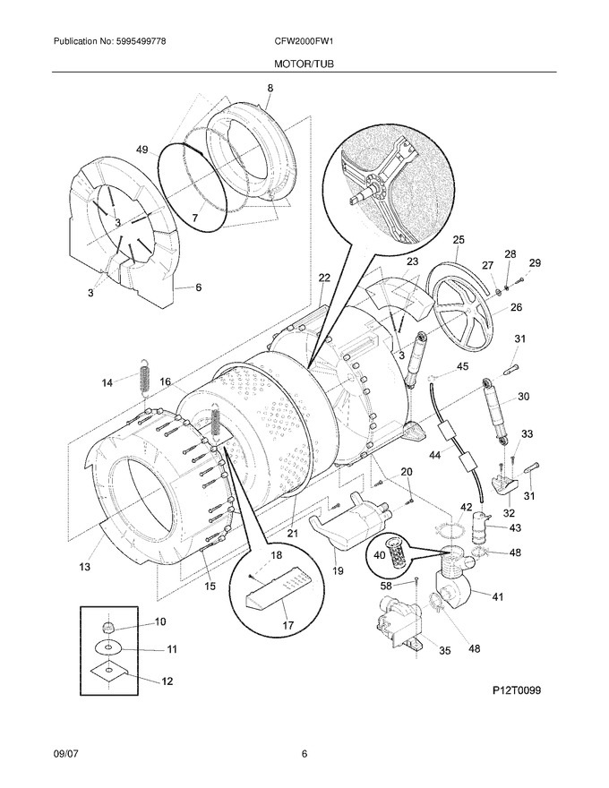 Diagram for CFW2000FW1