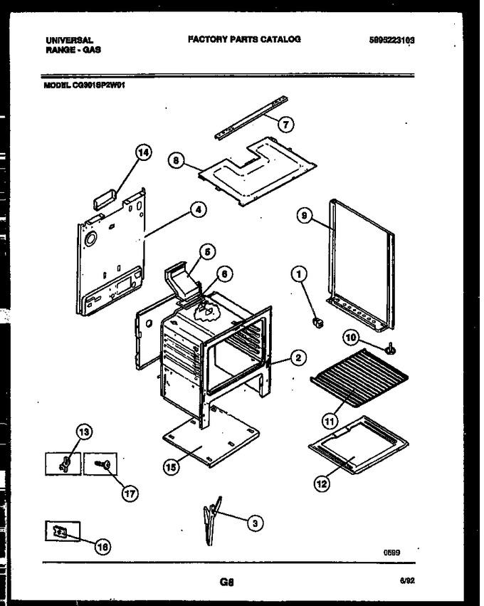 Diagram for CG301SP2Y1