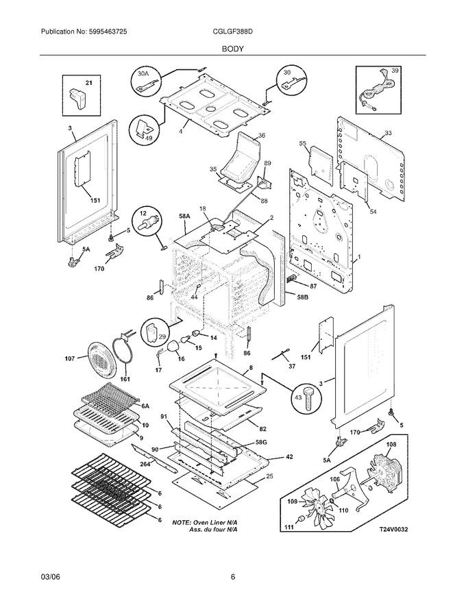 Diagram for CGLGF388DQF