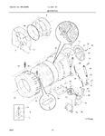 Diagram for 11 - Motor/tub