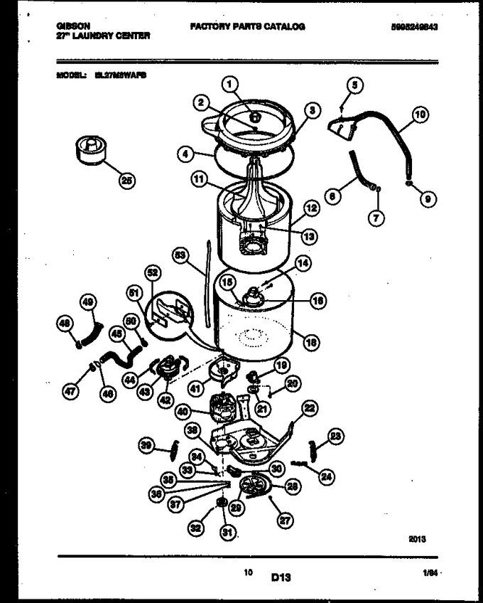 Diagram for EL27M6WAFB