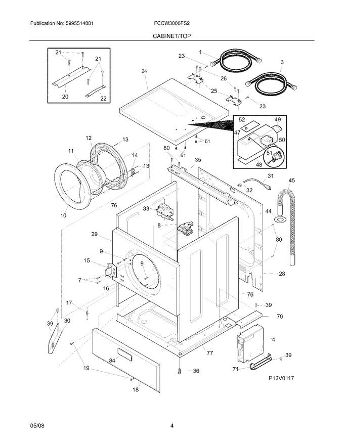 Diagram for FCCW3000FS2
