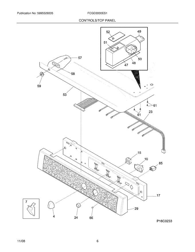 Diagram for FCGD3000ES1