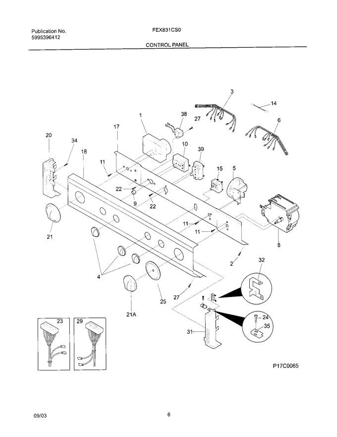 Diagram for FEX831CS0
