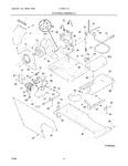 Diagram for 05 - Motor/blower/belt