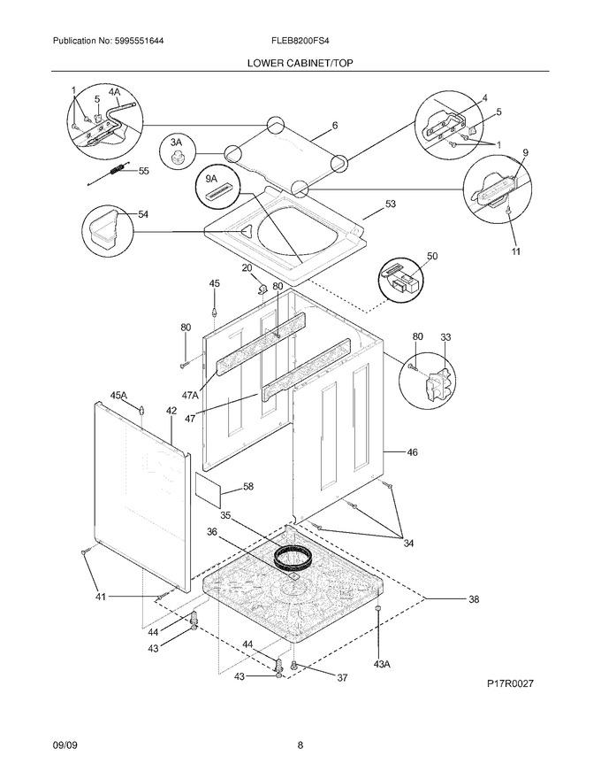Diagram for FLEB8200FS4