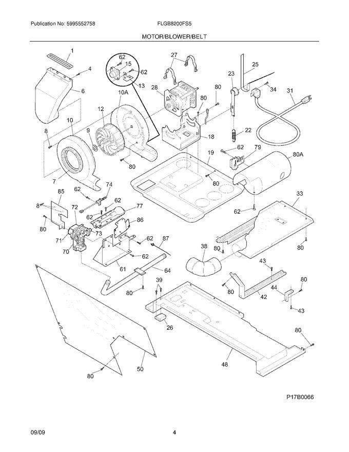 Diagram for FLGB8200FS5
