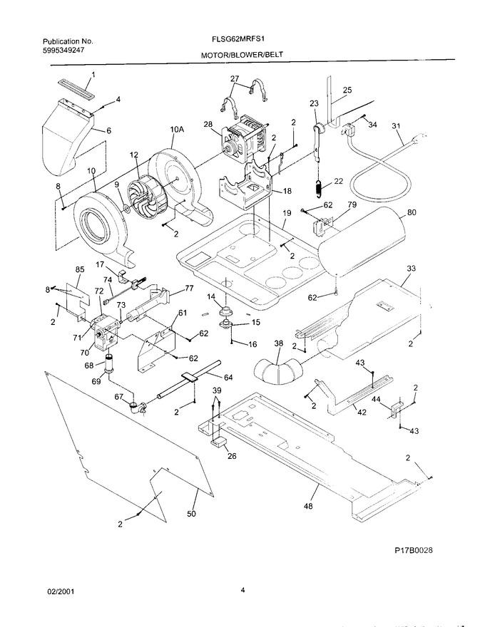 Diagram for FLSG62MRFS1
