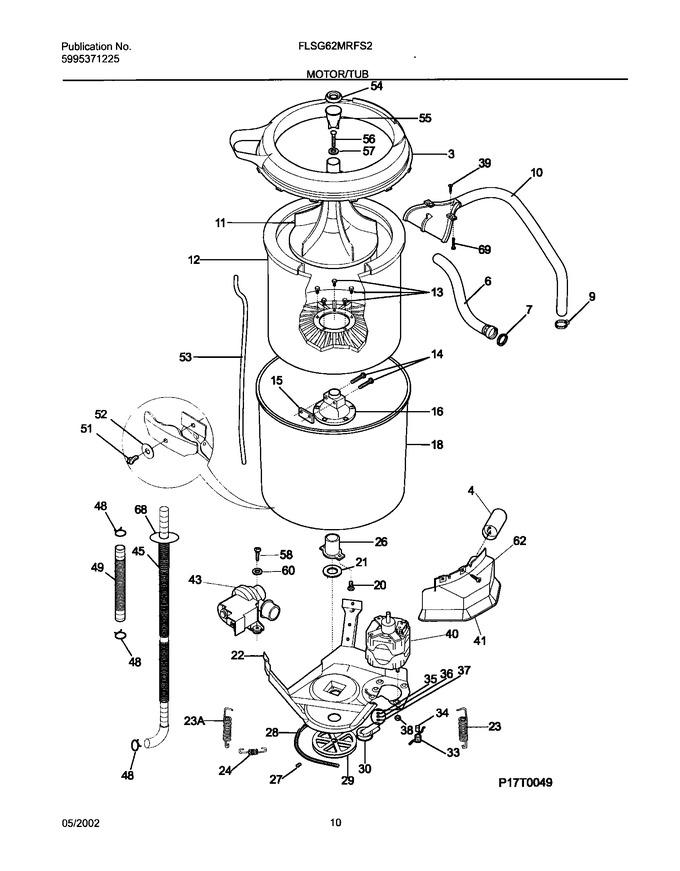 Diagram for FLSG62MRFS2