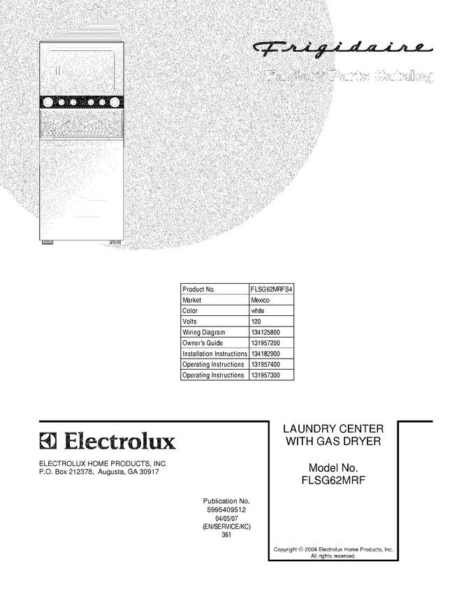 Diagram for FLSG62MRFS4