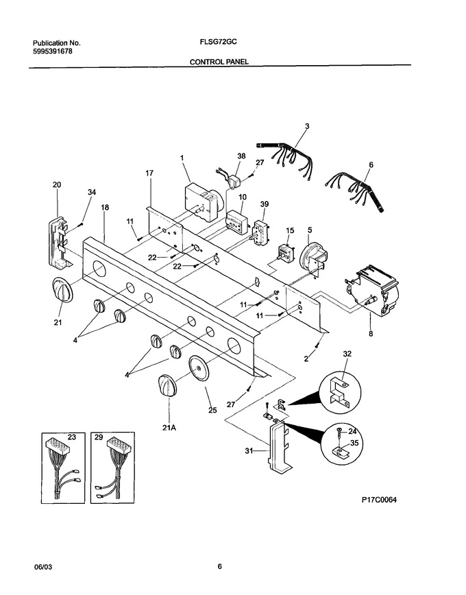 Diagram for FLSG72GCSD
