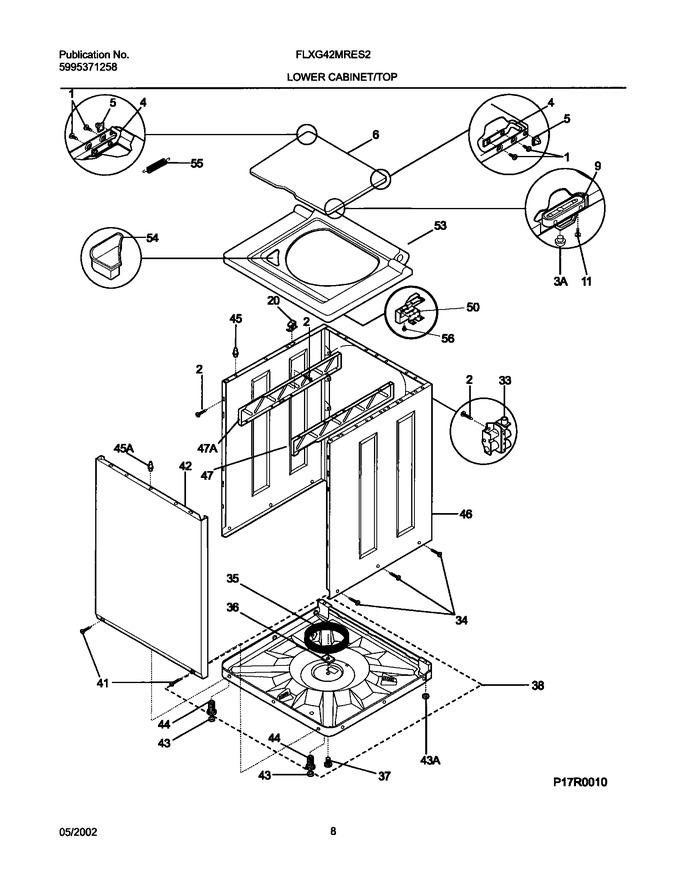 Diagram for FLXG42MRES2