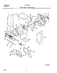 Diagram for 03 - Upper Cabinet/drum/heater