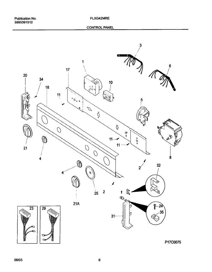 Diagram for FLXG42MRES3