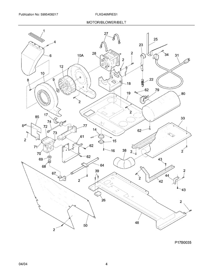Diagram for FLXG46MRES1