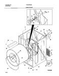 Diagram for 03 - Cabinet/drum