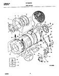 Diagram for 04 - P12t0050 Wshr Tub,motor