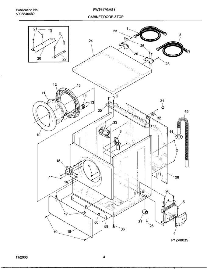 Diagram for FWT647GHS1