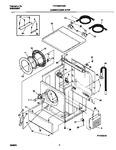 Diagram for 03 - P12v0024 Wshr Cab,door