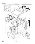 Diagram for 05 - Cabinet/door/top