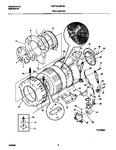 Diagram for 04 - P12t0054 Wshr Tub,motor