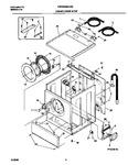 Diagram for 03 - Cabinet Door And Top