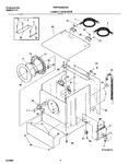 Diagram for 05 - Cabinet Door And Top