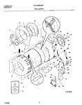 Diagram for 07 - Tub And Motor