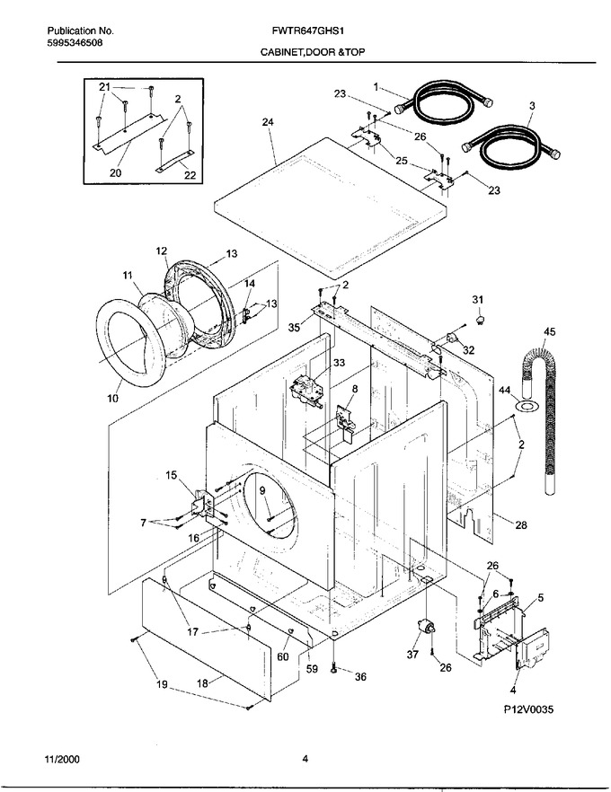 Diagram for FWTR647GHS1