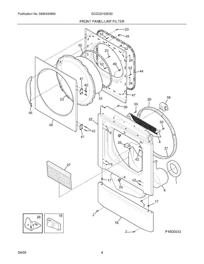 Diagram for GCGQ2152ES0