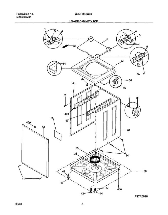 Diagram for GLET1142CS0
