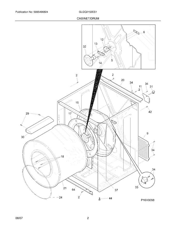 Diagram for GLGQ2152ES1