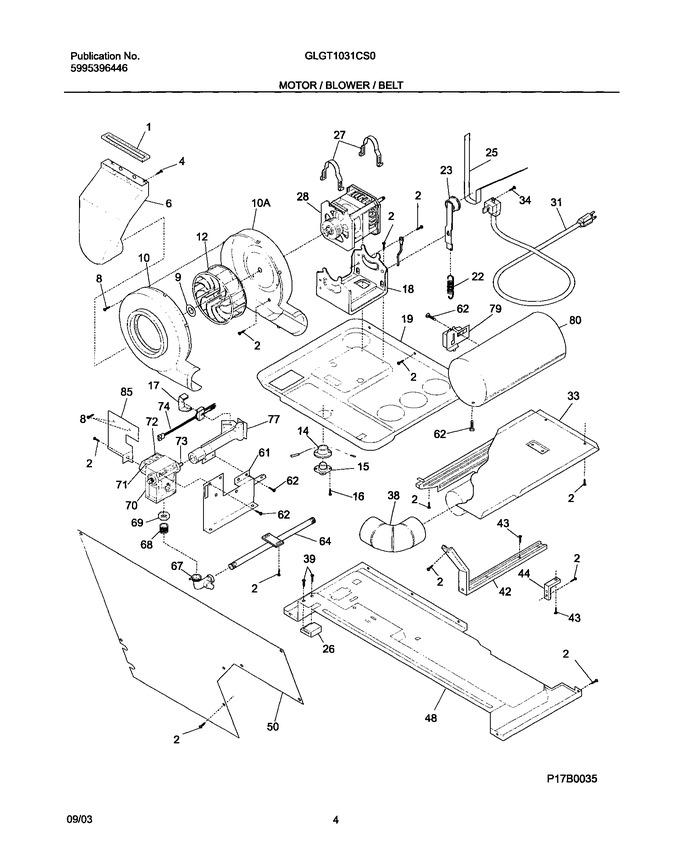 Diagram for GLGT1031CS0