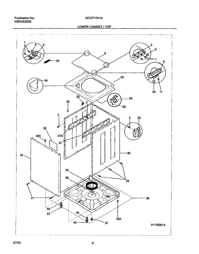 Diagram for GLGT1041AS2
