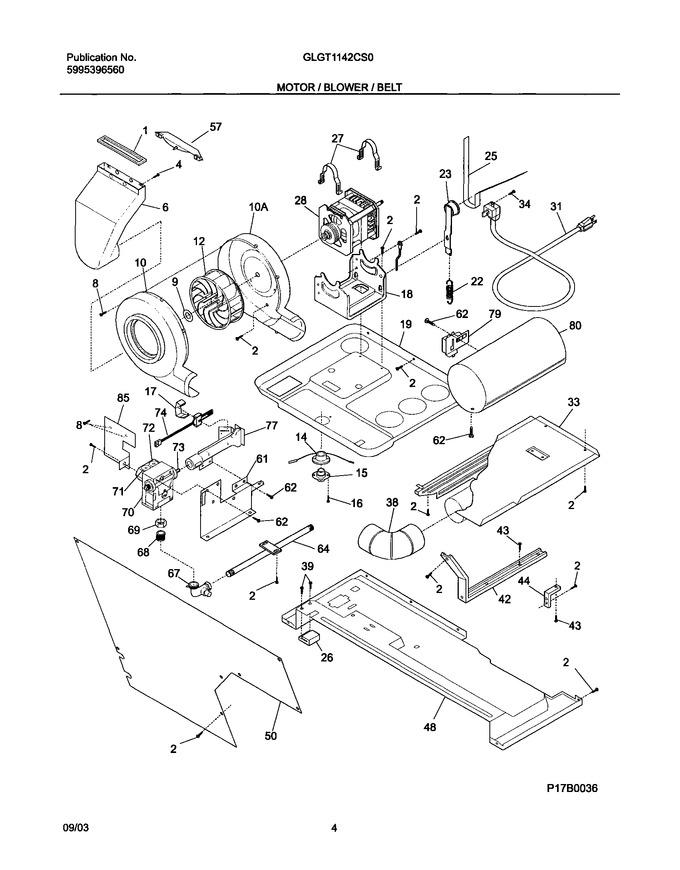 Diagram for GLGT1142CS0
