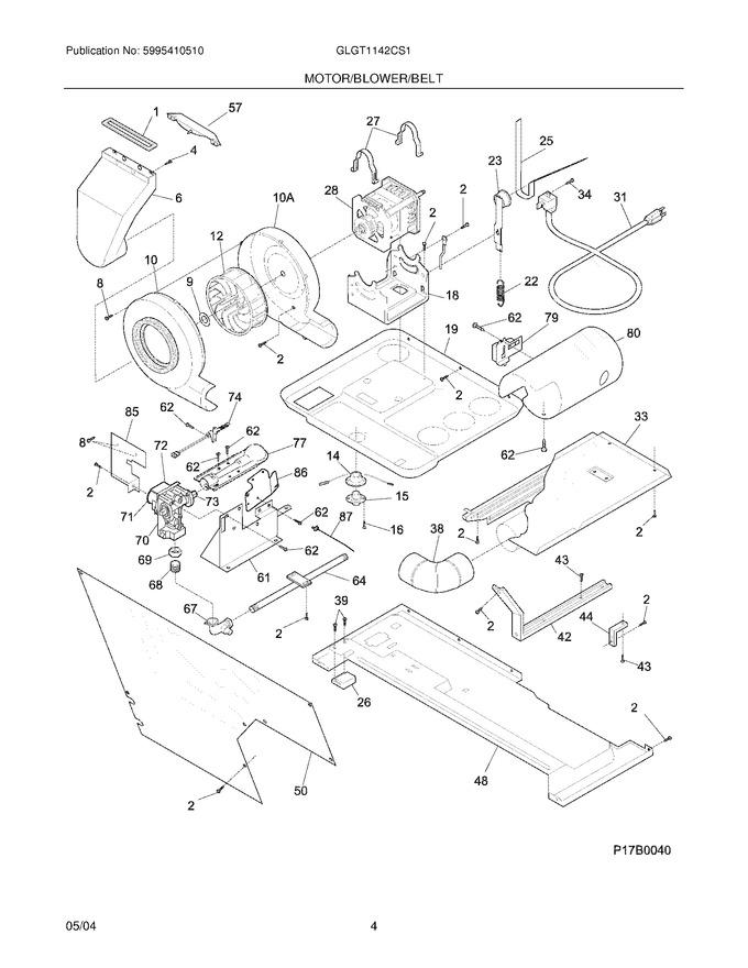 Diagram for GLGT1142CS1