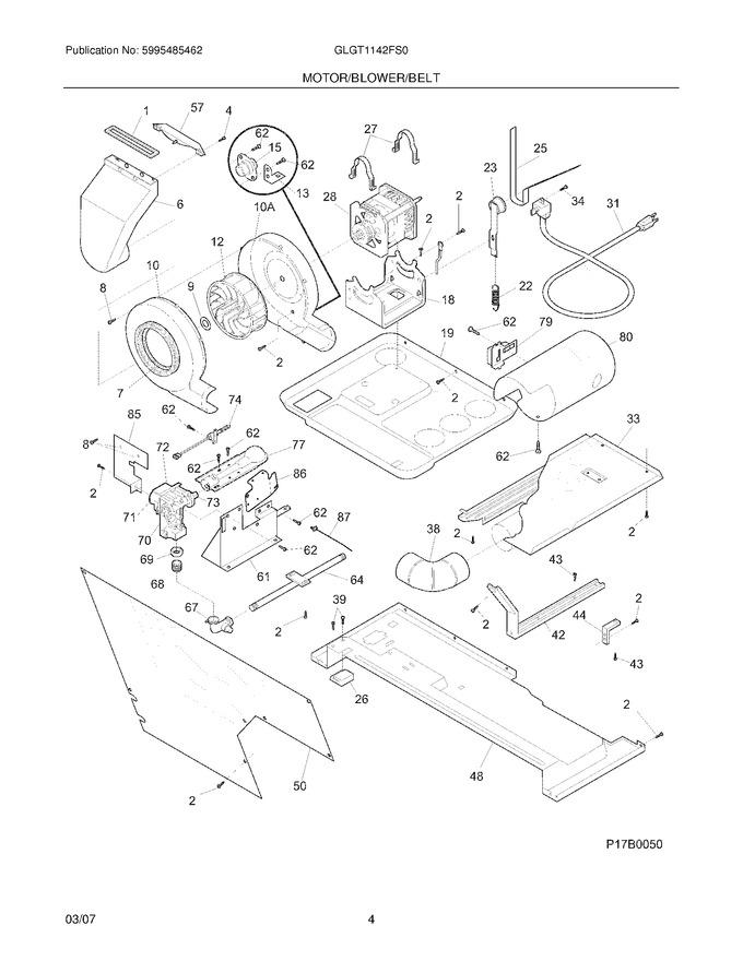 Diagram for GLGT1142FS0