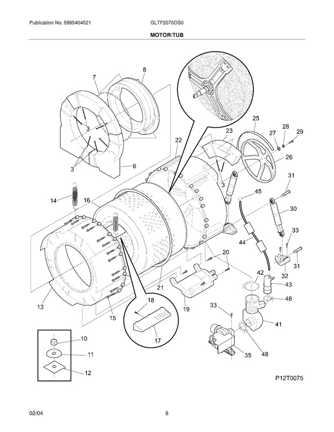 Diagram for GLTF2070DS0