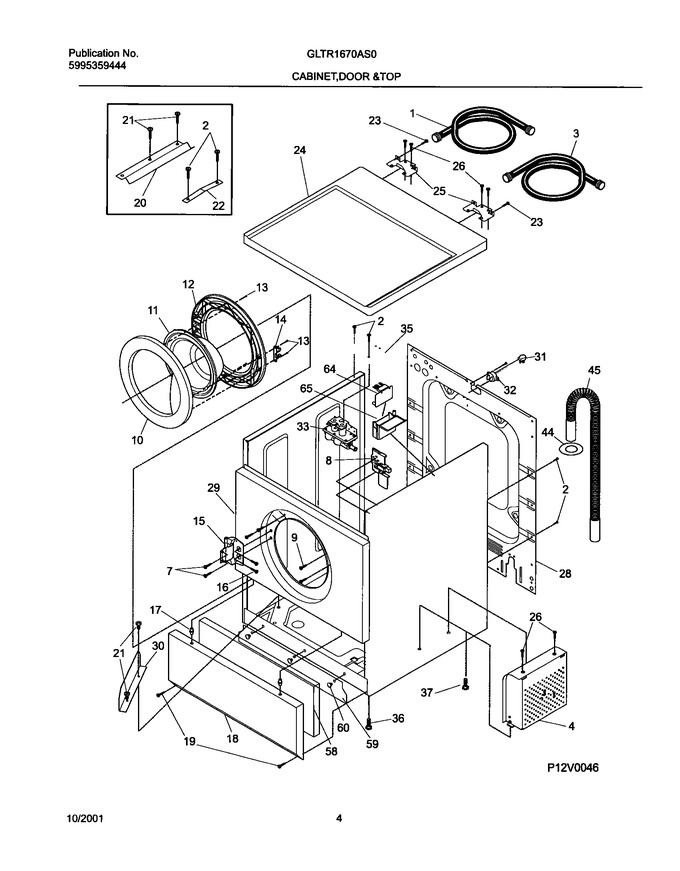 Diagram for GLTR1670AS0