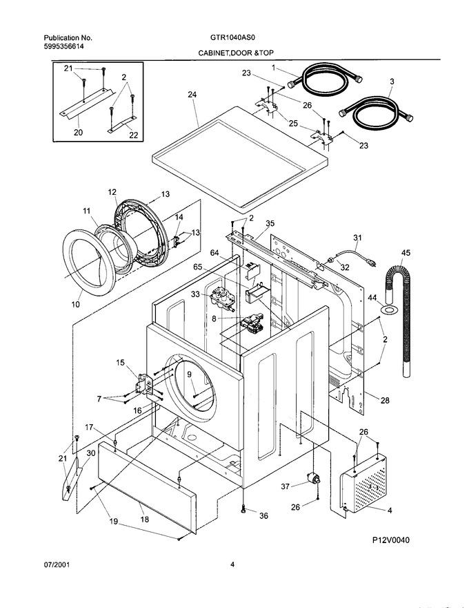 Diagram for GTR1040AS0