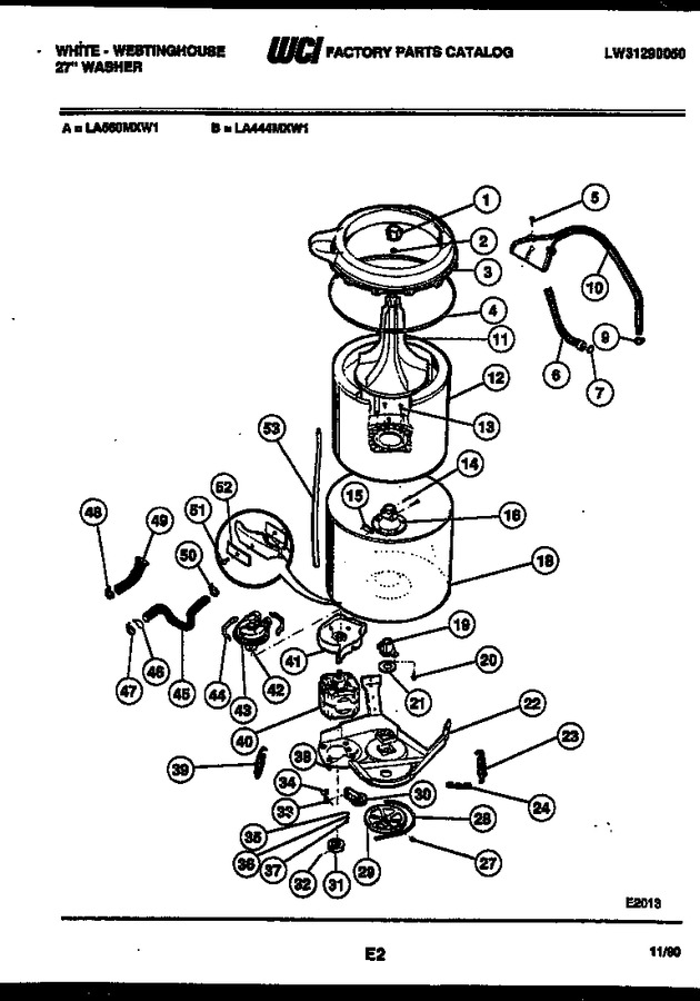 Diagram for LA560MXD1