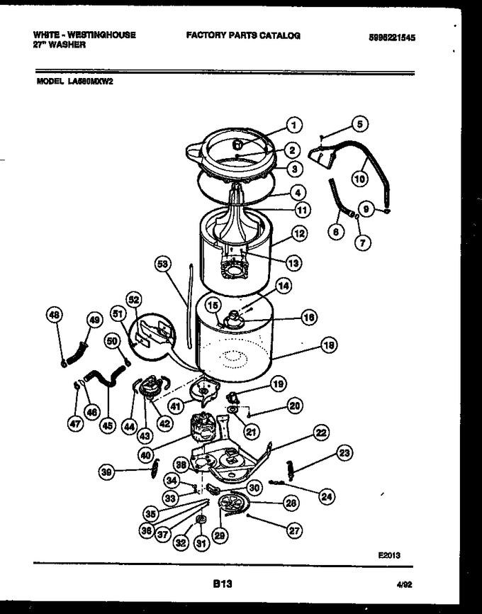 Diagram for LA560MXH2