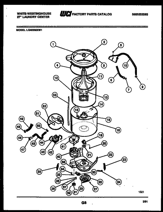 Diagram for LG400MXD1