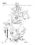 Diagram for 05 - Motor/tub