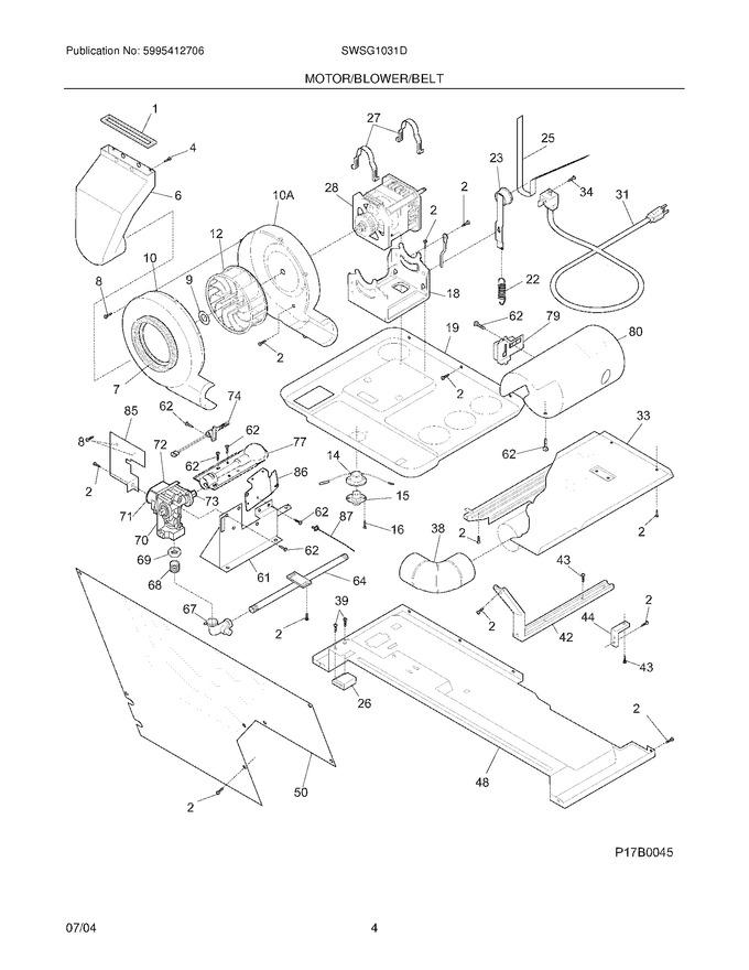 Diagram for SWSG1031DS0